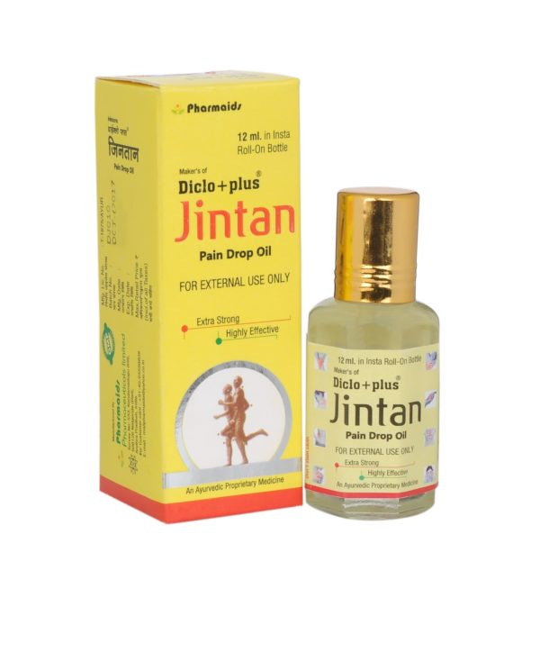 Jintan - Pain Drop Oil Roll On
