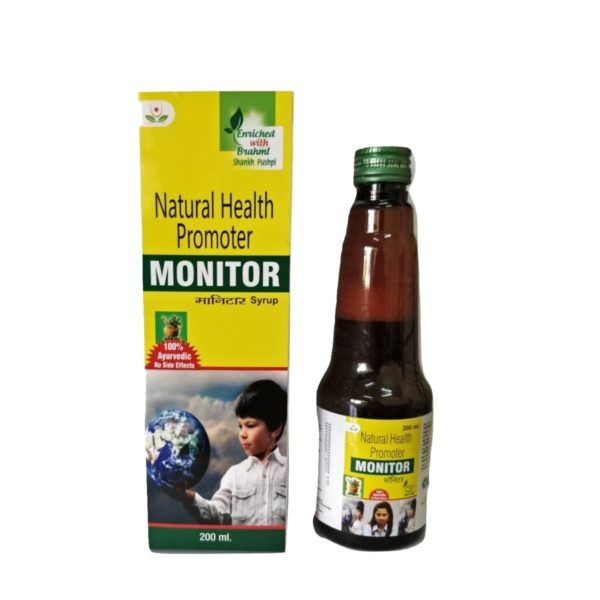 monitor natural health promoter