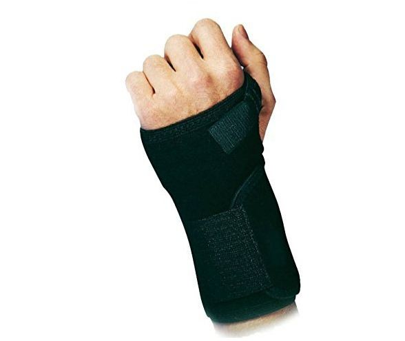 aeb251f3f2 Click to enlarge. HomeSupport, Braces & SurgicalsPain Solution Relief Carpal  Tunnel Wrist Brace- Black